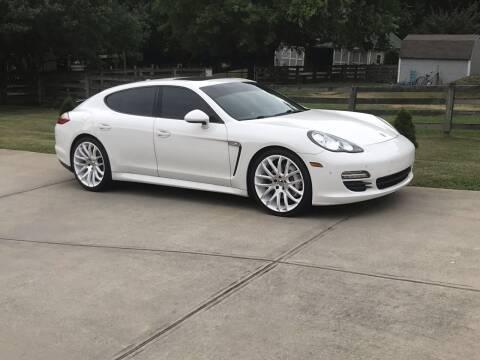 2012 Porsche Panamera for sale at Paramount Autosport in Kennesaw GA