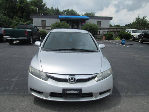 2009 Honda Civic for sale at Olde Mill Motors in Angier NC