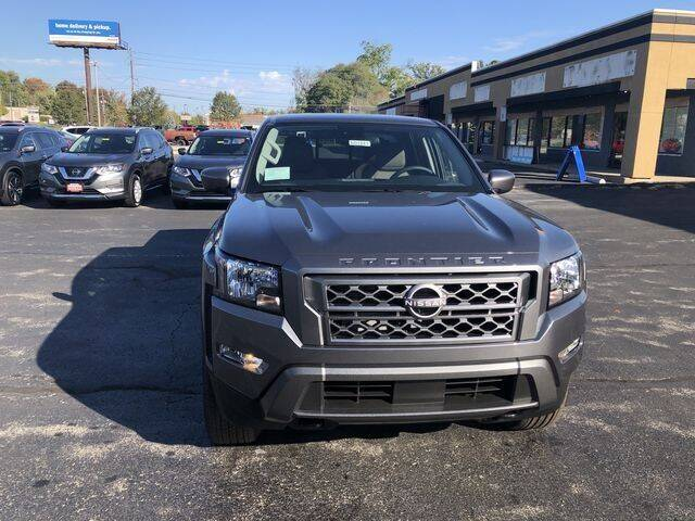 2022 Nissan Frontier for sale in Youngstown, OH