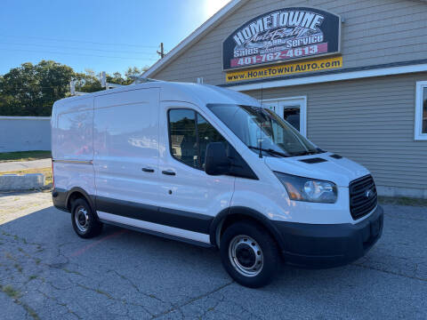 2017 Ford Transit Cargo for sale at Home Towne Auto Sales in North Smithfield RI