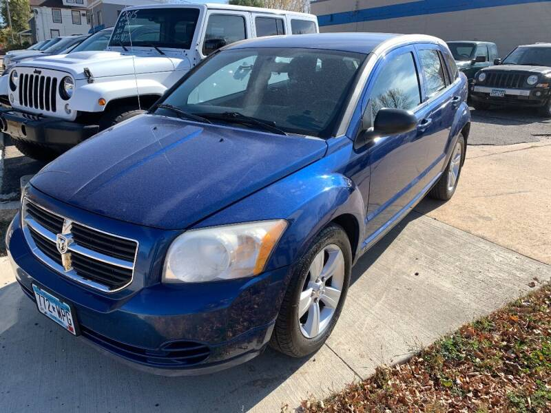 2010 Dodge Caliber for sale at BEAR CREEK AUTO SALES in Rochester MN