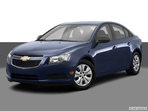 2014 Chevrolet Cruze for sale at West Motor Company in Hyde Park UT