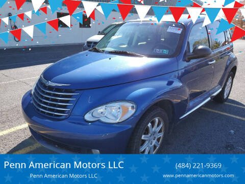 2010 Chrysler PT Cruiser for sale at Penn American Motors LLC in Allentown PA