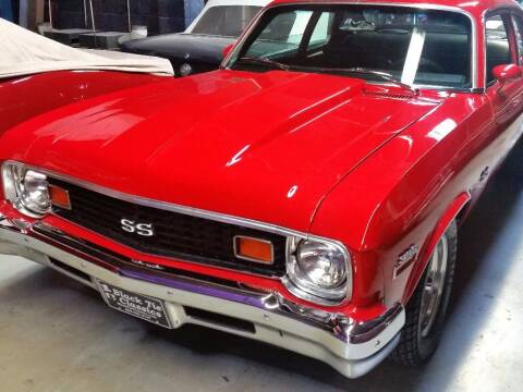 1973 Chevrolet Nova for sale at Black Tie Classics in Stratford NJ