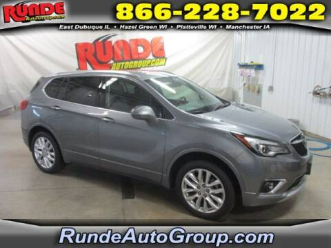 2019 Buick Envision for sale at Runde Chevrolet in East Dubuque IL
