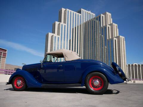 1935 Ford Roadster for sale at Sierra Classics & Imports in Reno NV