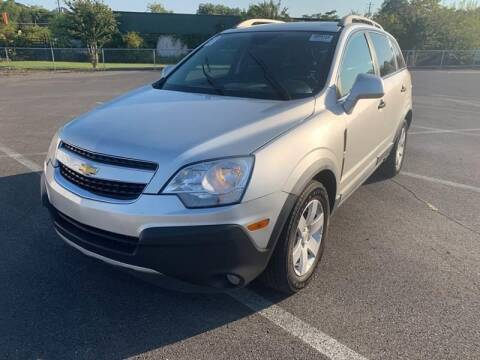 2012 Chevrolet Captiva Sport for sale at Diana Rico LLC in Dalton GA