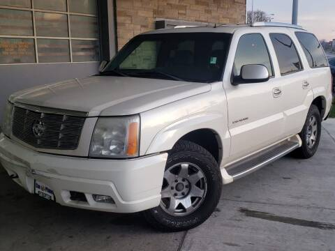 2002 Cadillac Escalade for sale at Car Planet Inc. in Milwaukee WI
