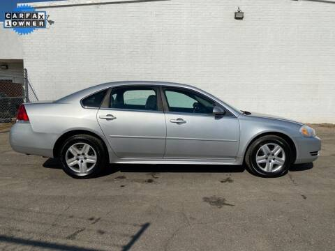 2011 Chevrolet Impala for sale at Smart Chevrolet in Madison NC