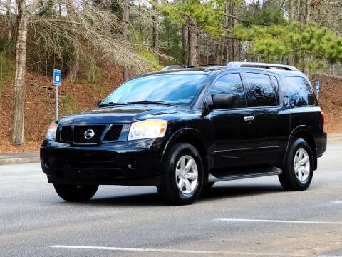 2015 Nissan Armada for sale at United Auto Gallery in Suwanee GA