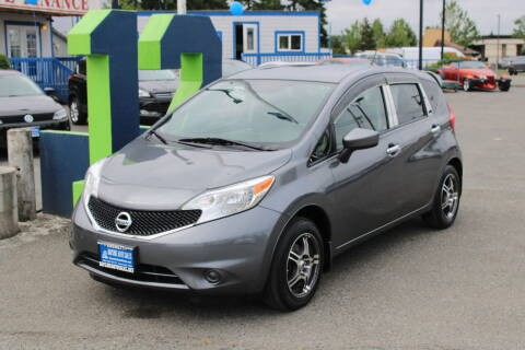 2016 Nissan Versa Note for sale at BAYSIDE AUTO SALES in Everett WA
