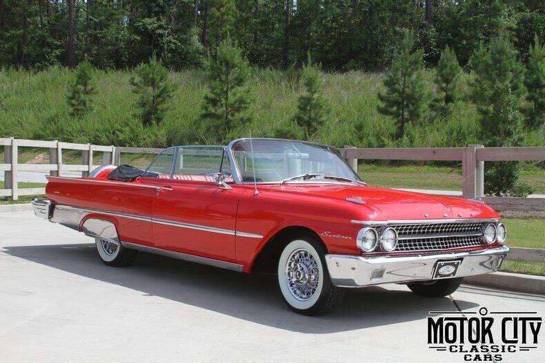 1961 Ford Galaxie for sale in Vero Beach, FL