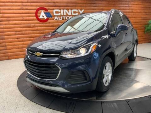 2018 Chevrolet Trax for sale at Dixie Motors in Fairfield OH