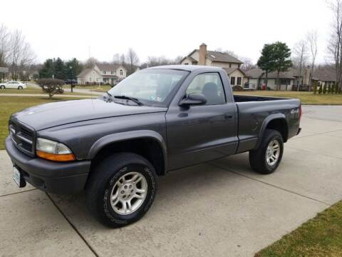 2003 Dodge Dakota for sale at Country Auto Sales in Boardman OH