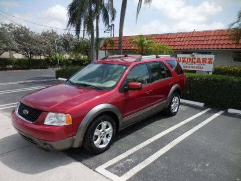 2006 Ford Freestyle for sale at Uzdcarz Inc. in Pompano Beach FL