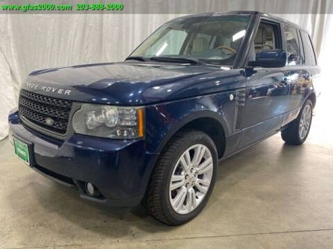 2011 Land Rover Range Rover for sale at Green Light Auto Sales LLC in Bethany CT