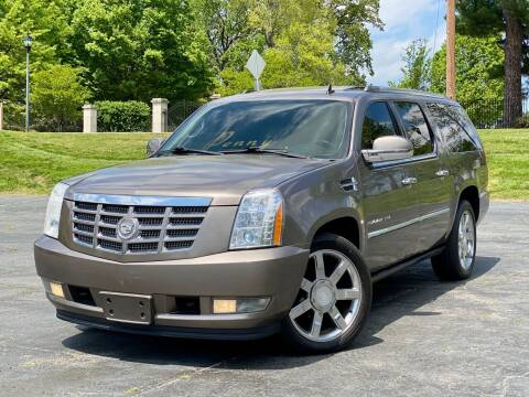 2011 Cadillac Escalade ESV for sale at Sebar Inc. in Greensboro NC