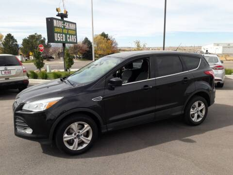 2013 Ford Escape for sale at More-Skinny Used Cars in Pueblo CO