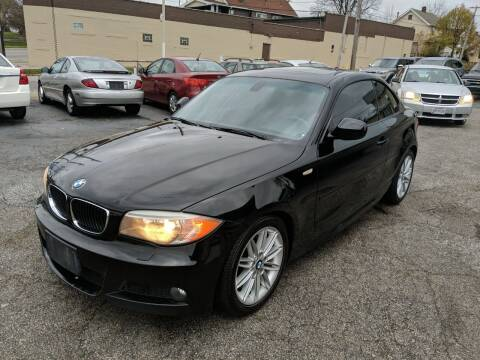 2013 BMW 1 Series for sale at Richland Motors in Cleveland OH