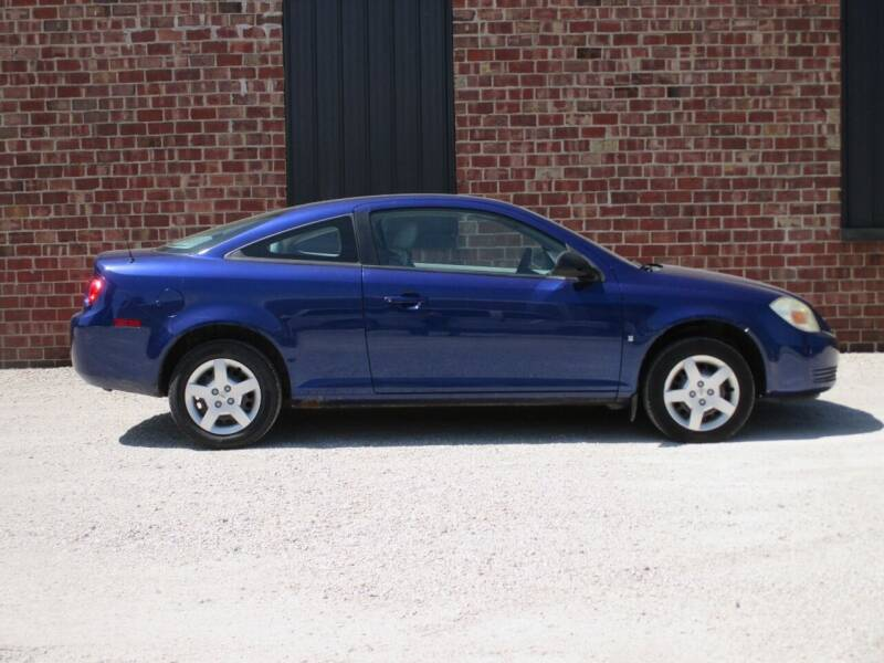 2007 Chevrolet Cobalt for sale at Styln Motors in El Paso IL