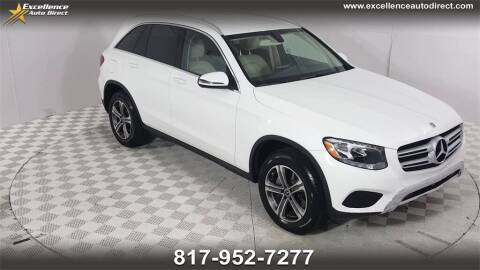 2019 Mercedes-Benz GLC for sale at Excellence Auto Direct in Euless TX