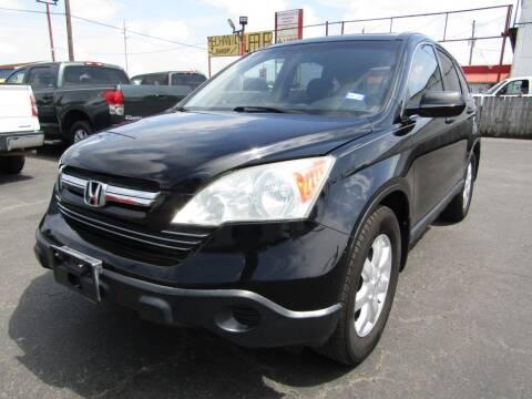 2008 Honda CR-V for sale at AJA AUTO SALES INC in South Houston TX