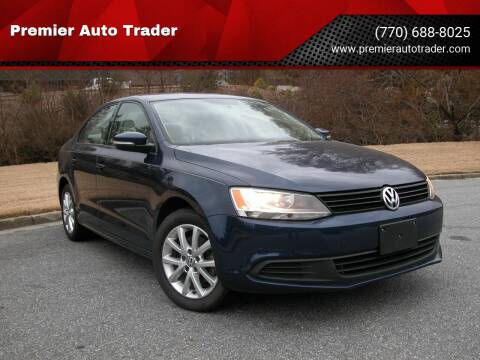 2011 Volkswagen Jetta for sale at Premier Auto Trader in Alpharetta GA