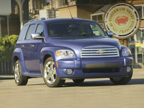 2010 Chevrolet HHR for sale at GRIEGER'S MOTOR SALES CHRYSLER DODGE JEEP RAM in Valparaiso IN