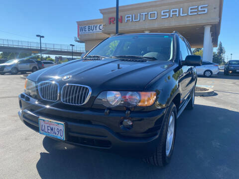 2000 BMW X5 for sale at RN Auto Sales Inc in Sacramento CA