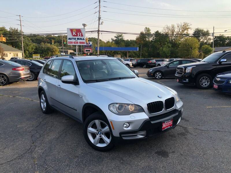 2009 BMW X5 for sale at KB Auto Mall LLC in Akron OH