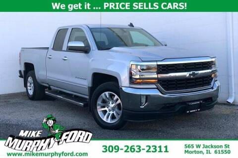 2017 Chevrolet Silverado 1500 for sale at Mike Murphy Ford in Morton IL