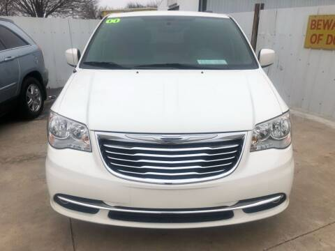 2011 Chrysler Town and Country for sale at Moore Imports Auto in Moore OK