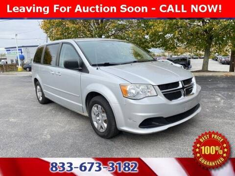 2012 Dodge Grand Caravan for sale at Glenbrook Dodge Chrysler Jeep Ram and Fiat in Fort Wayne IN
