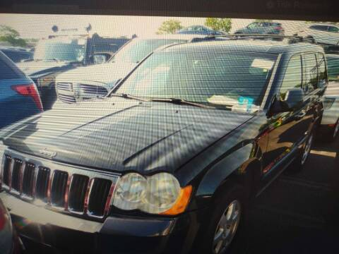 2009 Jeep Grand Cherokee for sale at Brick City Affordable Cars in Newark NJ