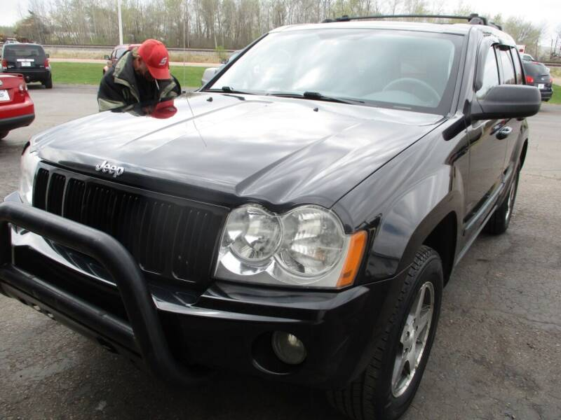 2007 Jeep Grand Cherokee for sale at KAISER AUTO SALES in Spencer WI