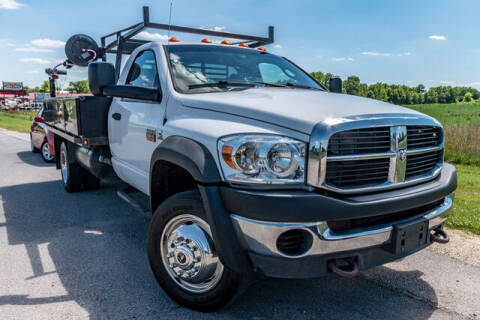 2010 Dodge Ram Chassis 5500 for sale at Fruendly Auto Source in Moscow Mills MO