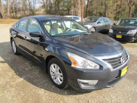 2014 Nissan Altima for sale at Auto Plaza Motors in Pittsburg TX