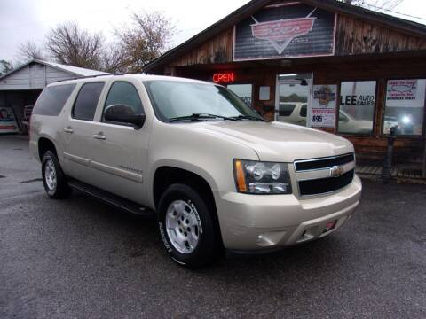 2008 Chevrolet Suburban for sale at LEE AUTO SALES in McAlester OK