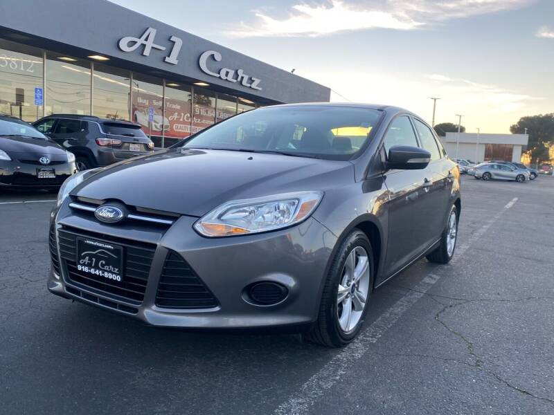 2014 Ford Focus for sale at A1 Carz, Inc in Sacramento CA