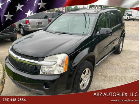 2007 Chevrolet Equinox for sale at ABZ Autoplex, LLC in Baton Rouge LA