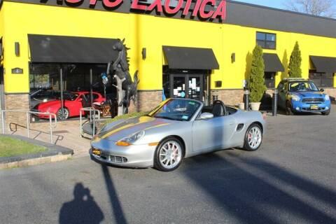 2000 Porsche Boxster for sale at Auto Exotica in Red Bank NJ