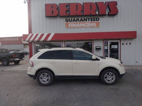 2007 Ford Edge for sale at Berry's Cherries Auto in Billings MT