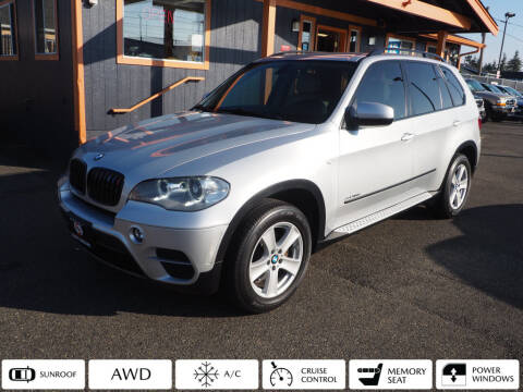2013 BMW X5 for sale at Sabeti Motors in Tacoma WA