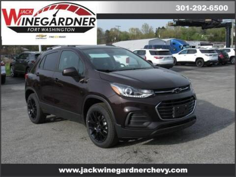 2021 Chevrolet Trax for sale at Winegardner Auto Sales in Prince Frederick MD