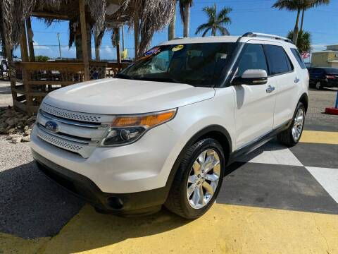 2013 Ford Explorer for sale at D&S Auto Sales, Inc in Melbourne FL