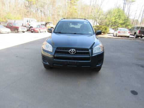 2010 Toyota RAV4 for sale at Heritage Truck and Auto Inc. in Londonderry NH