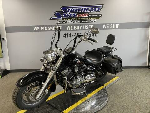 2003 Yamaha Vstar 1100 for sale at Southeast Sales Powersports in Milwaukee WI