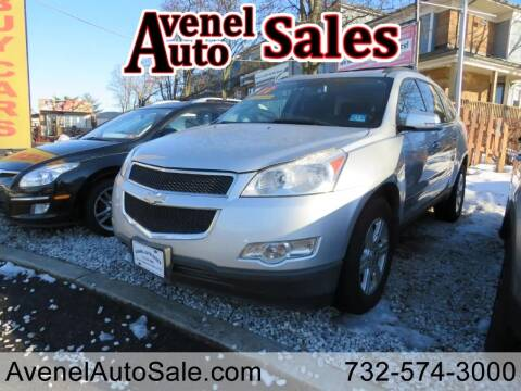 2011 Chevrolet Traverse for sale at Avenel Auto Sales in Avenel NJ