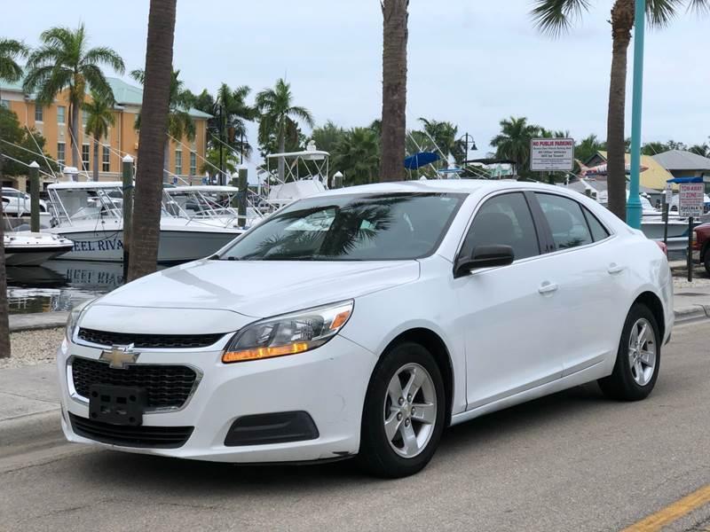 2014 Chevrolet Malibu for sale at L G AUTO SALES in Boynton Beach FL