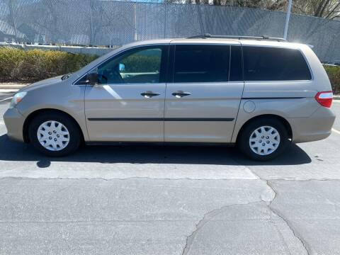 2006 Honda Odyssey for sale at BITTON'S AUTO SALES in Ogden UT